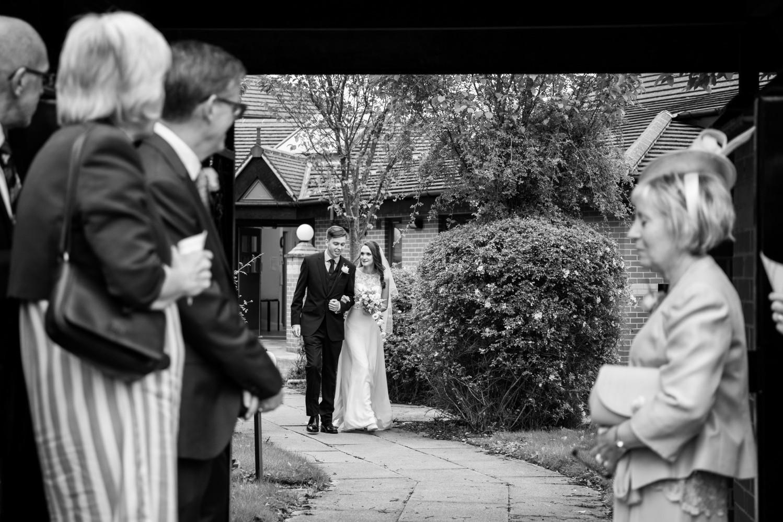rose paper scissors wedding photography