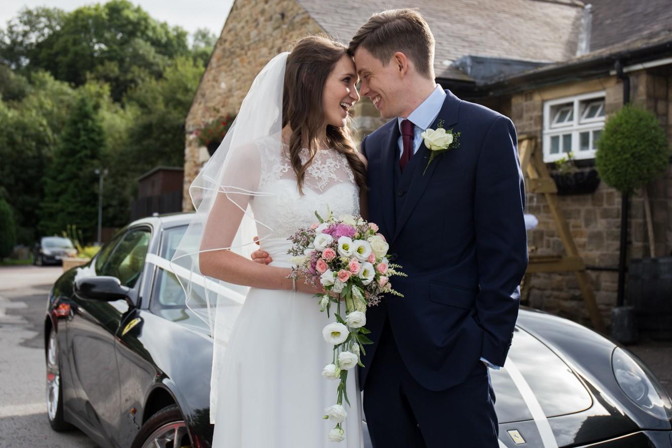 Sheffield Wedding Photography The Cricket Inn