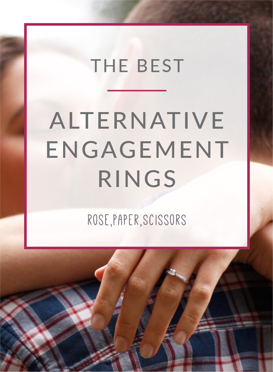 Best alternative engagement rings
