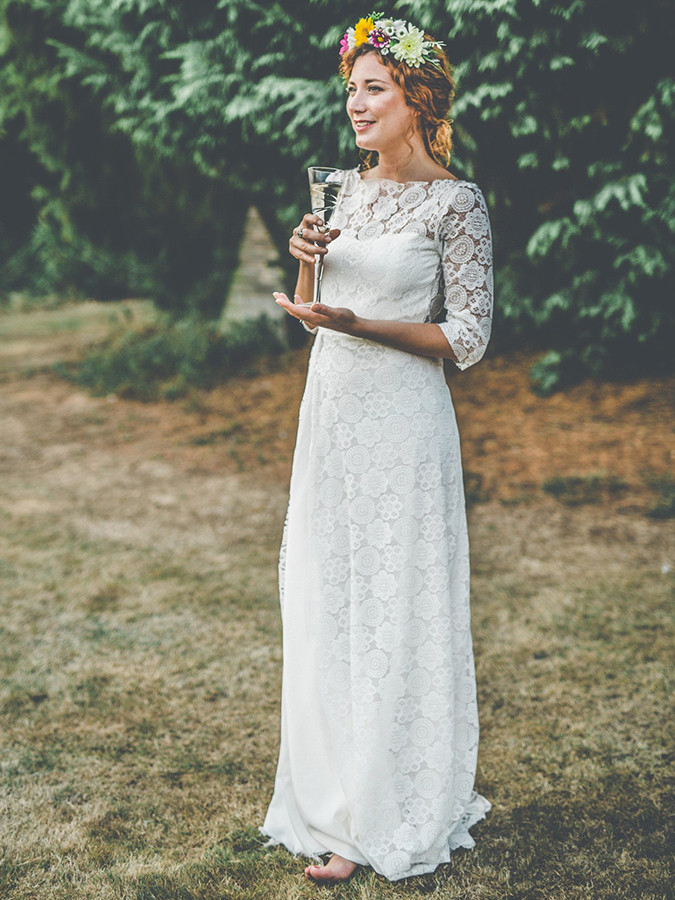 The Modern Bride: Best Wedding Dresses for the Untraditional Bride