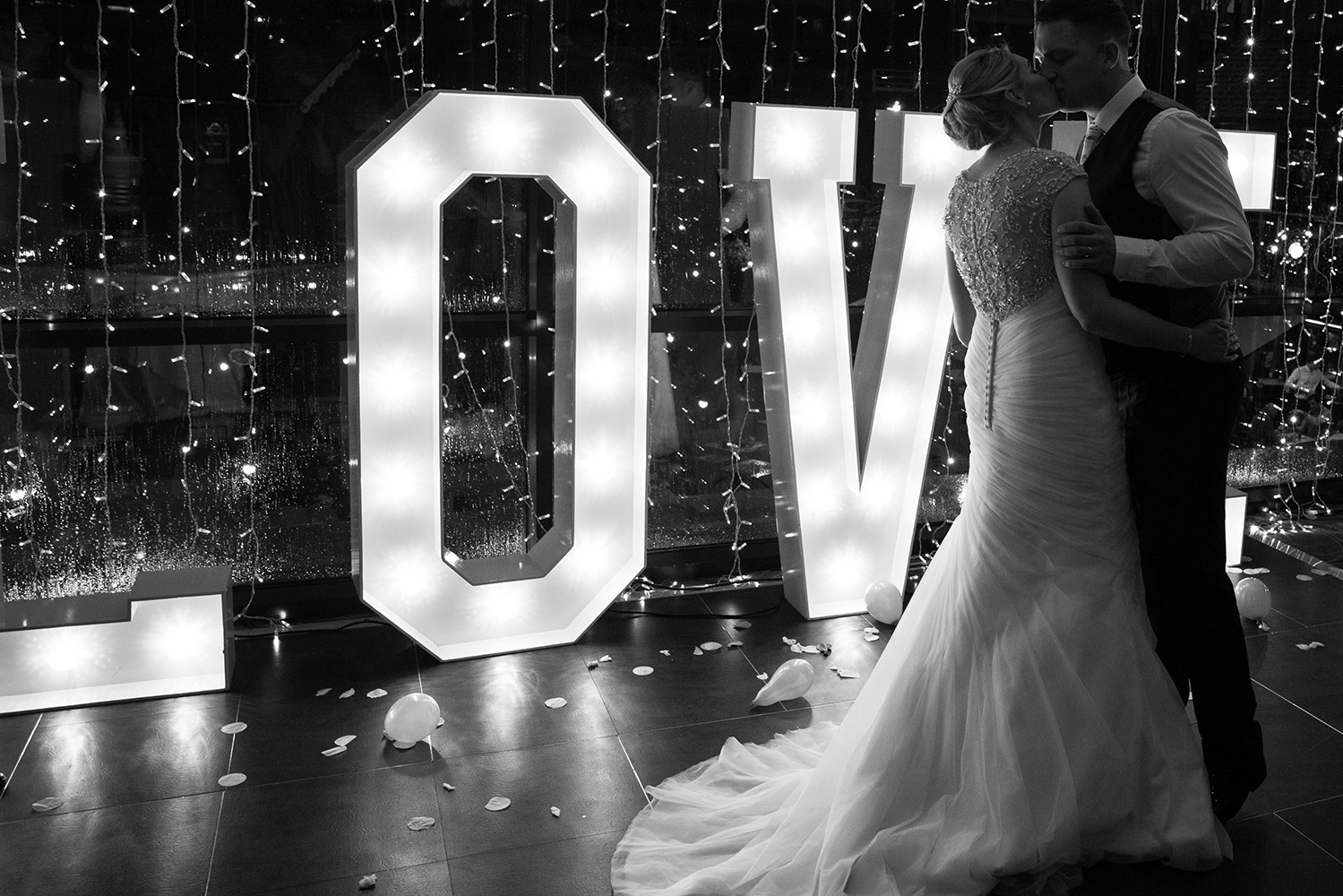 Heather and Ashley_Wedding Day_manchester castlefield rooms