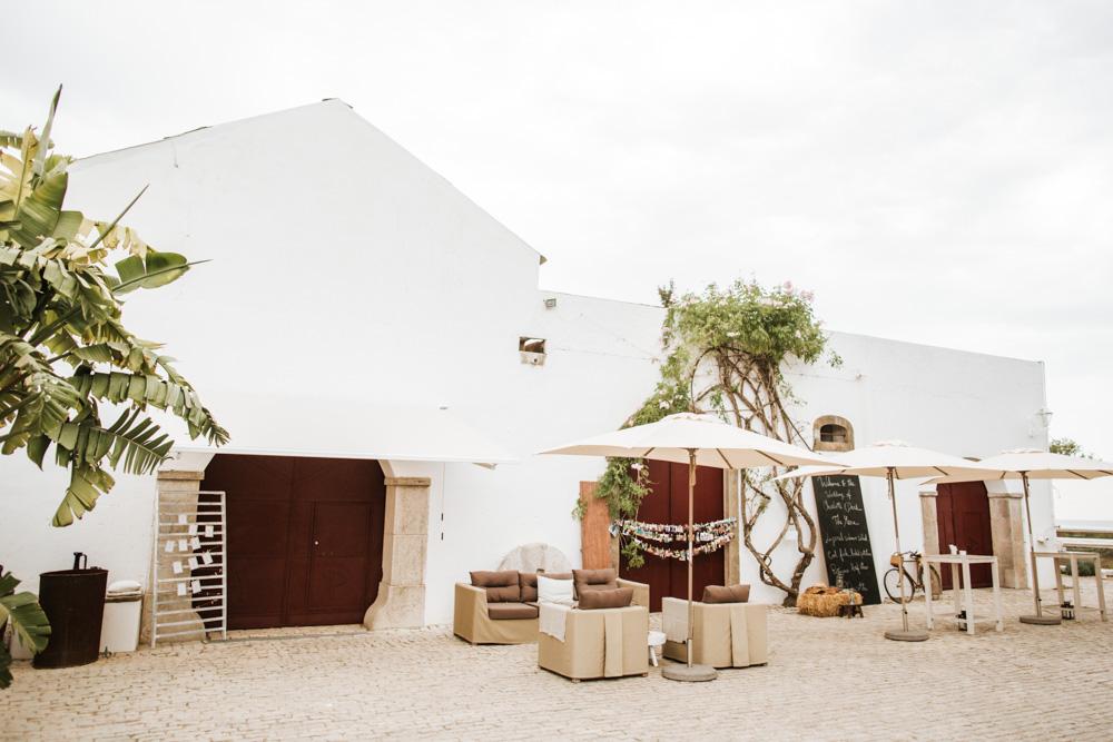 Os Agostos Wedding Venue Photo by Ana Parker Portuguese wedding inspiration
