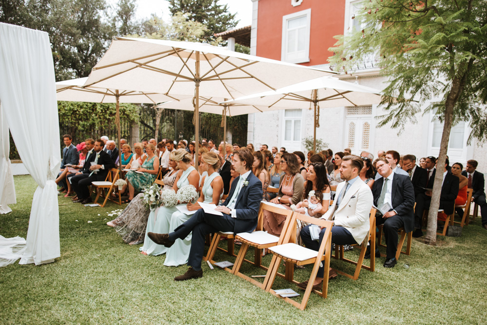 Os Agostos Wedding Venue Photo by Ana Parker Portuguese wedding inspiration