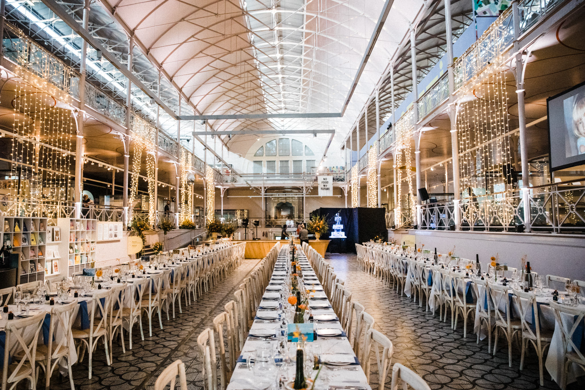 V&A Museum of Childhood Wedding East London quirky venue